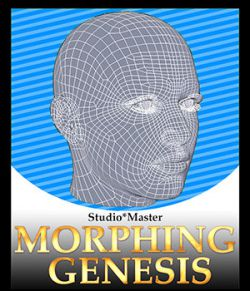 STUDIO*MASTER: Morphing Genesis with DAZ Studio 4.8 and Hexagon 2.5