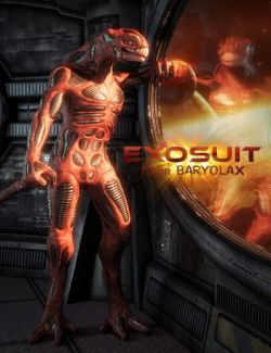 Exosuit for Baryolax