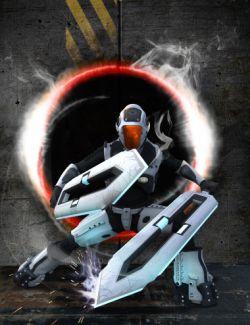 Mech Gear for Genesis 2 Male(s)