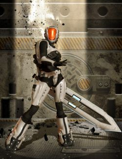 Mech Gear for Genesis 2 Female(s)