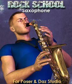 Rock School Saxophone