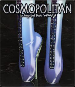 COSMOPOLITAN - Frightful Boots V4/A4/G4