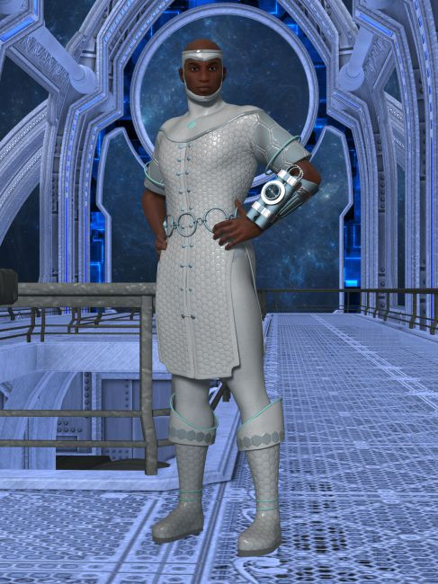 Cry Havok for Genesis 2 Male