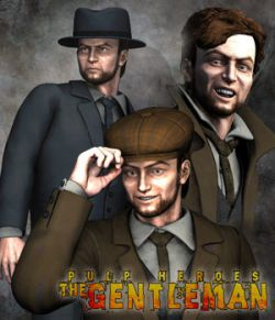 S1M Pulp Heroes: The Gentleman for M4