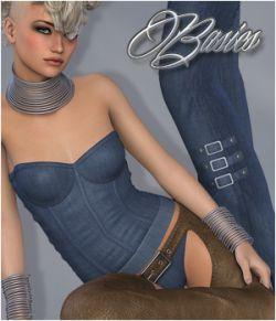 Basic- G2 Chaps & Panties