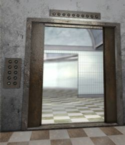 S1M The Facility: Institutionalized- Halls of Bedlam w/Elevator