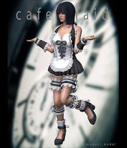 Cafe Maid V4 & A4