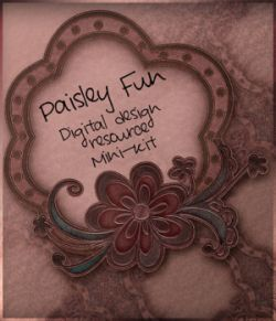 Paisley Fun - Mini Kit