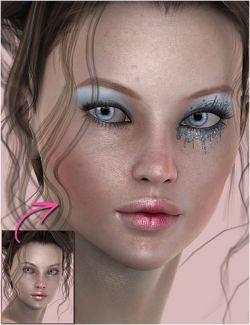 Extreme Closeup: Makeup for Genesis 2 Female(s)