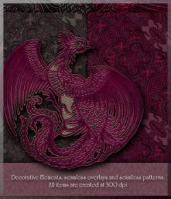 Decorative Elements, Overlays & Patterns