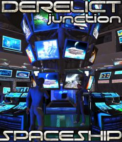 Derelict Spaceship: Junction