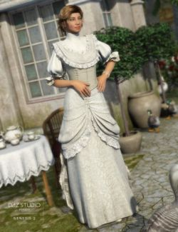 Vintage Rose for Genesis 2 Female(s)