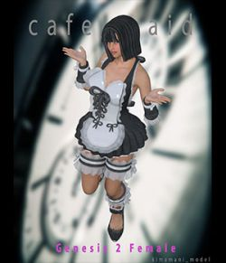Cafe_Maid for G2F