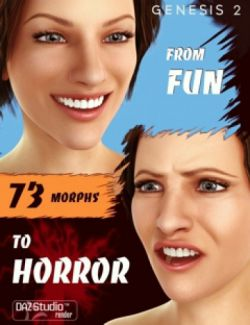 From Fun to Horror for Genesis 2 Female(s)