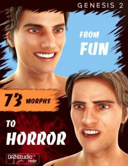 From Fun to Horror for Genesis 2 Male(s)