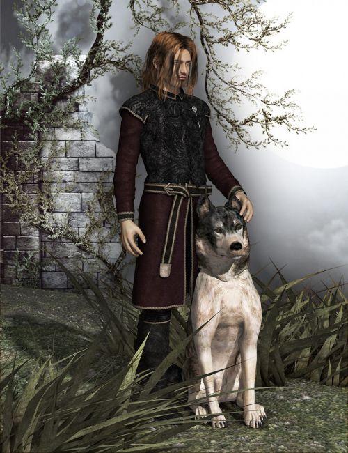 Wild Wolf King