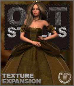 ROYAL STYLES for Cinderella Ball Gown for Genesis 2 Female(s)