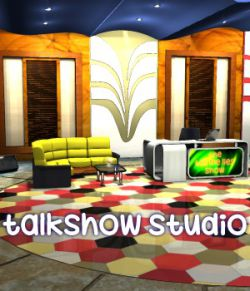 Talkshow studio