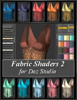 HSS Fabric Shaders 2- Sensation