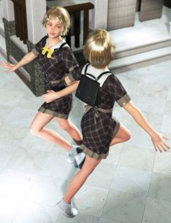 Satsuki Fashion for Genesis 2 Female(s)