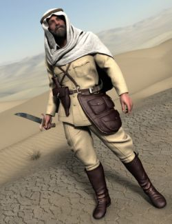 Desert Pathfinders for Genesis 2 Male(s)