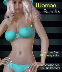 Woman Bundle - Strapless Bra Set
