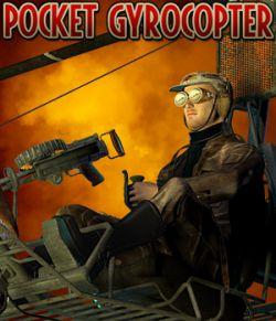 Pocket Gyrocopter