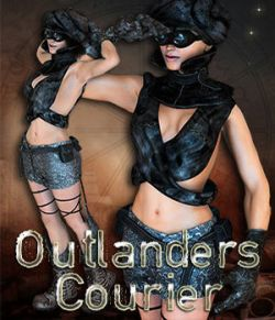 S1M Scarlet: Outlanders - The Courier