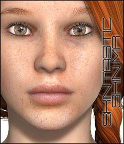 Skintastic Skin MR - Freckles V4A4S4G4