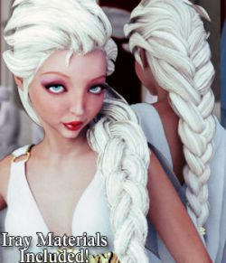 Aphrodite Hair