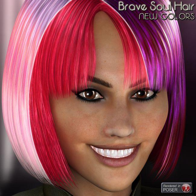 Brave Soul Hair - NEW COLORS