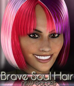 Brave Soul Hair - NEW COLORS