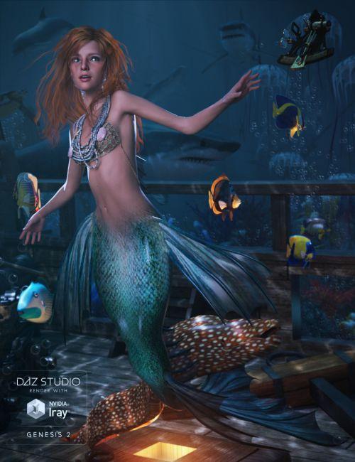 Lorelei Mertail for Genesis 2 Female(s)