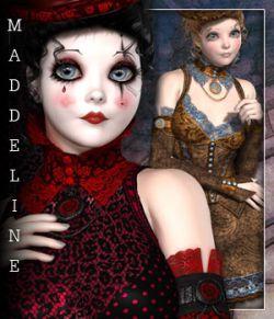 Maddeline for Hattie Madder