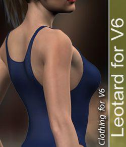 leotard for V6