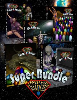 Super Shaders- Super Bundle