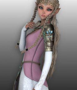 Elf Princess for Genesis 2 Females