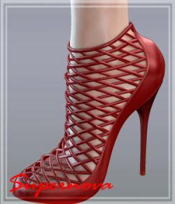 Woven Fashion Shoes