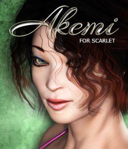 S1M Scarlet: Akemi