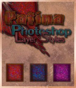 Patina Photoshop Layer Styles