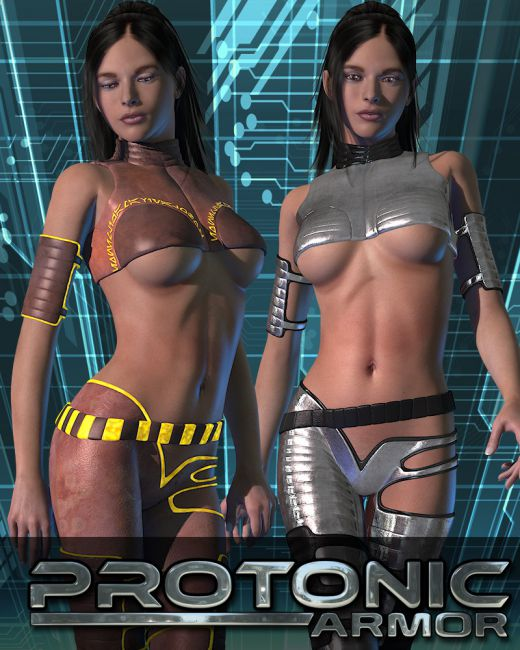 Exnem Protonic Armor for V4