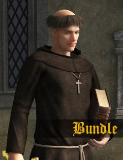 Monks Robes Bundle