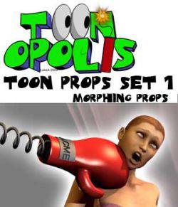 Toon Props Set 1