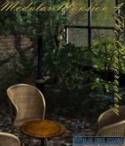 Modular Mansion 4 The Conservatory