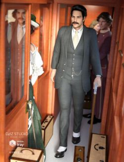 Grantham Hall Suit