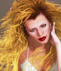 SAV Goldy Hair