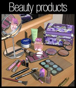 Everyday items, Beauty products
