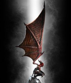 S1M Scarlet: Demonia