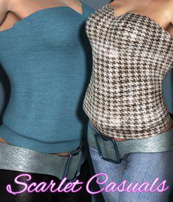 Scarlet Casuals Set 1
