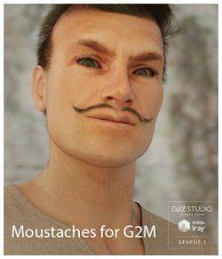Moustaches for G2M